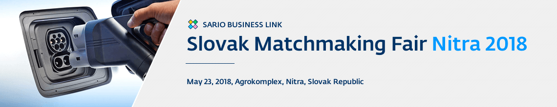 Slovak Matchmaking Fair Nitra 2018